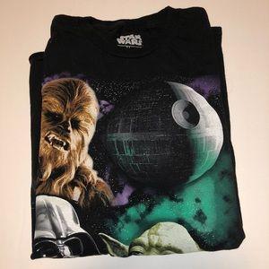 Kids sized Star Wars shirt